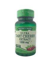 Natures Truth Ultra Tart Cherry 1200 mg 90 Quick Release Capsules - $47.67