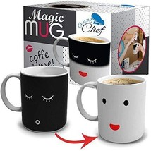 Unique Color Changing Funny Mug - Magic Coffee & Tea Cool Heat Changing ... - $22.50