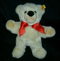 """10"""" STEIFF TAN TEDDY BEAR 021800 COSY FRIENDS STUFFED ANIMAL PLUSH TOY G... - $60.78"""