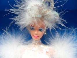 Snow Princess Barbie 1994 Enchanted Seasons Collection SEALED IN SHIPPER... - $48.99