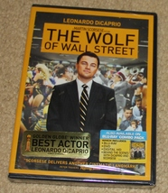 NEW & SEALED DVD - The Wolf of Wall Street - Leonardo DiCaprio - $6.99