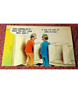 Saucy Seaside Postcard by Bamforth & Co Ltd  - Unposted- FREE POSTAGE**ff - $4.45