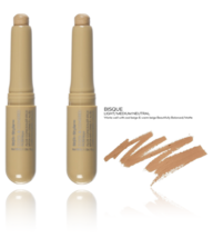 (2-Pack) Styli-Style Cool and Covered Aloe Concealer Stick - Bisque (FAC... - $17.99