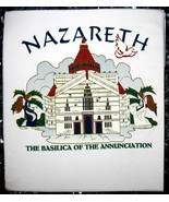 XXL MAZARETH THE BASILICA OF THE ANNNCIATION T SHIRT - $4.99