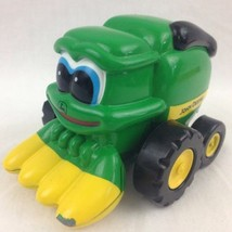 "ERTL My First Collectible ""Corey"" John Deere Green Combine - DieCast 3.7... - $5.89"