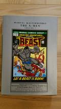 Marvel Masterworks 7 - X-Men Beast Collection Hardcover Comic Book - $80.00