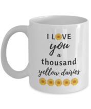 White Ceramic - Love Mug - Excellent Gifts For Friends, Him, Her - 11oz Mug - $13.95