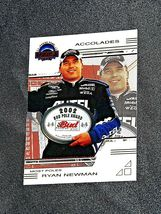 NASCAR Trading Cards - Ryan Newman AA19-NC8075 image 7