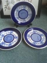 "Set Of 3 Gibson Housewares Chantilly Salad Plate 7 1/2"" - $12.75"