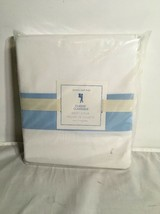 Pottery Barn Kids Blue Classic Twin Duvet Cover - $22.24