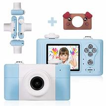Abdtech Kids Camera Toy Gifts for Boys Age 3-6 Year olds, Compact Children Camer image 3