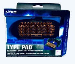 Wireless Keyboard Pad For PS4 Controller Built-In Speaker     Playstatio... - $25.99
