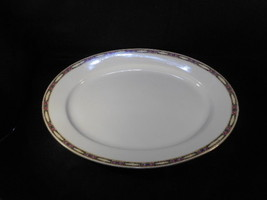 "Royal Bayreuth ROB 72 English Bone China 16 1/4"" Oval Platter - $67.28"
