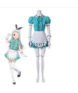 Anime Blend S Sakuranomiya Kanzaki Hideri Cafe Sadistic Maid  Cosplay Costume  - $82.00