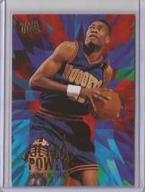 1995-96 Fleer Ultra 7 Dikembe Mutombo Ultra Power Basketball Card - $3.75
