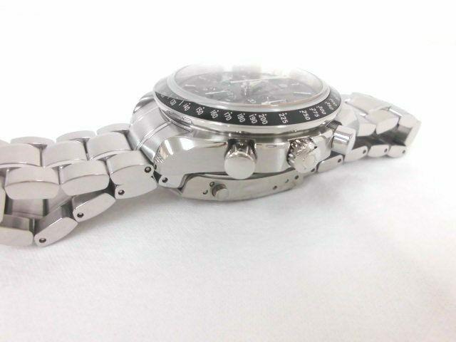 Omega Watch Speedmaster Date 323.30 201810 buy Men's