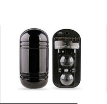 Wirless Dual Beam Perimeter Fence Photoelectric IR Motion Sensor Securit... - $924.09