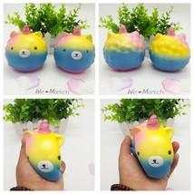 Kawaii Panda Unicorn Squishy Slow Rising Soft Squeeze Relax Cake Kid Toy Gift - $3.51