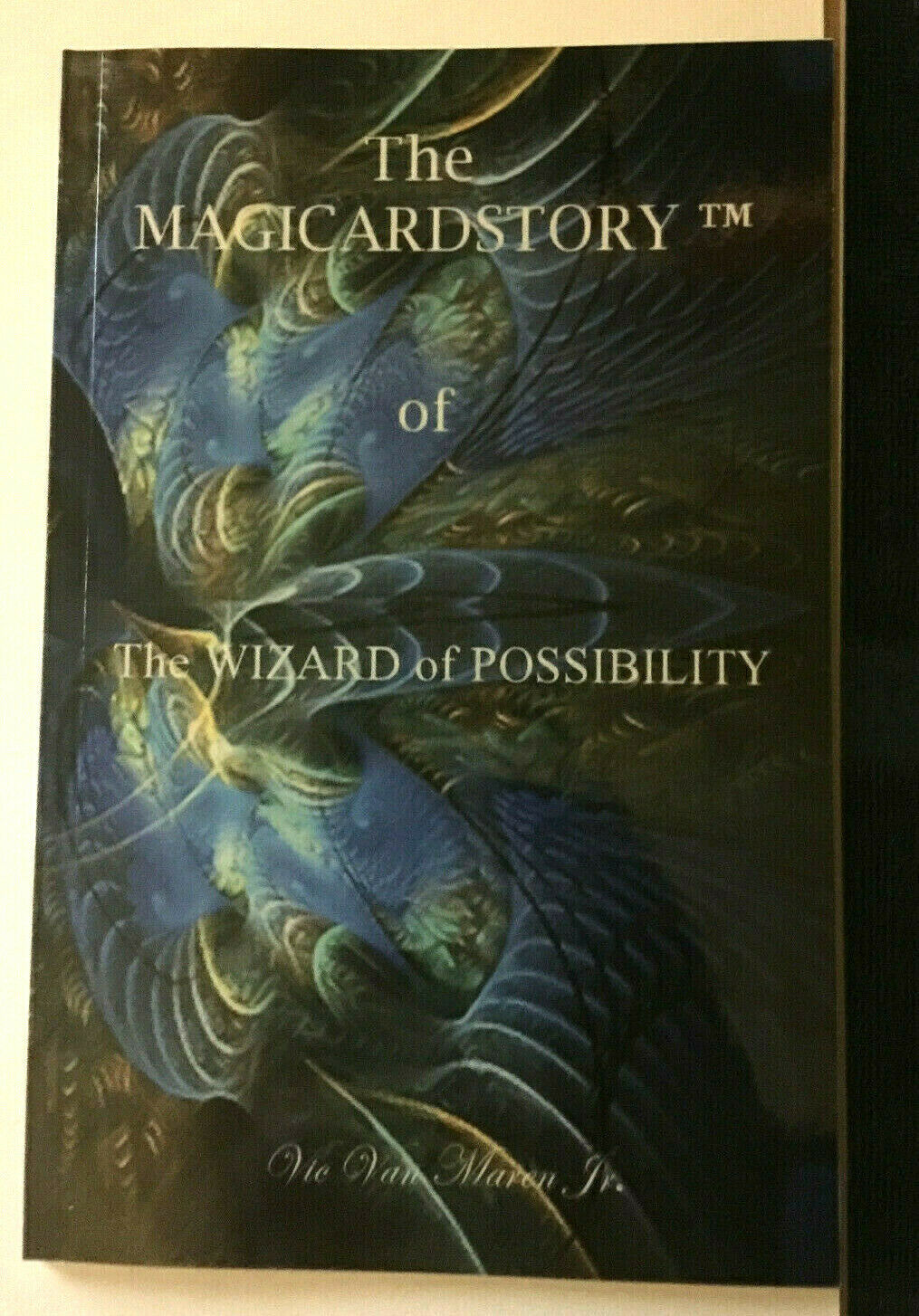 Primary image for BOOK SOFTCOVER MAGICARDSTORY™ THE WIZARD OF POSSIBILITY
