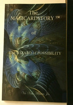 BOOK SOFTCOVER MAGICARDSTORY™ THE WIZARD OF POSSIBILITY - $7.61