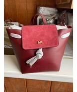 MICHAEL Michael Kors Junie Suede Flap Backpack - $178.00