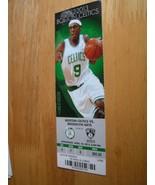 NBA Boston Celtics Full Unused Ticket Stub 4/10/13 Vs. Brooklyn Nets - $1.99