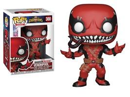 Marvel Gamerverse Venompool Vinyl POP! Figure Toy #300 FUNKO Spider-Man ... - $12.55
