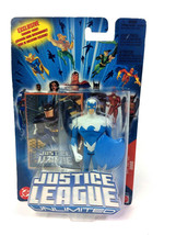 "Justice League Unlimited Dove Character 4.5""H Action Figure & Trading ca... - $15.83"