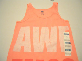 Old Navy Tank Top Sleeveless Shirt  Awesome Print - $9.99