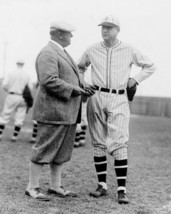 Dazzy Vance & Wilbert Robinson 8X10 Photo Brooklyn Dodgers Mlb Baseball Picture - $3.95