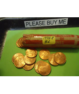 1998-P UNC. ROLL LINCOLN CENTS - $6.43