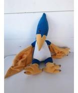 "BUILD-A-BEAR Workshop 18"" Pterodactyl Blue Flying Dinosaur Dino - $17.11"