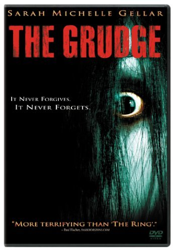 The Grudge (2005) DVD