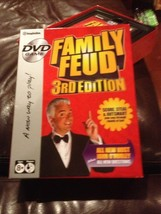 Family Feud 3Rd Edition Davd Game - $23.38