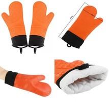 Selecto Bake – Coque en silicone four Mitaines Secure-grip Motif Orange ... - $24.24