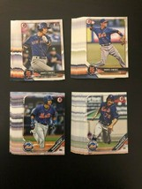 68 lot of card ANDRES GIMENEZ 2018 bowman BP72 ROOKIE RC Draft 2019 Mets... - $44.99