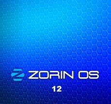 Latest Zorin OS 12.4 Lite - 32 Bit DVD Newbie Linux OS for Older Computers - $3.59