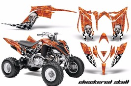 ATV Graphics Kit Decal Sticker Wrap For Yamaha Raptor 700R 2013-2018 CHE... - $168.25