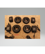 (4)Genuine Motorola OEM PMTN4034A Battery Charger w/ AC Adapter for CT25... - $89.05