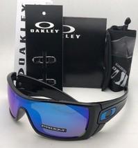 New OAKLEY Sunglasses BATWOLF OO9101-5827 Polished Black+Prizm Sapphire Iridium - $164.95