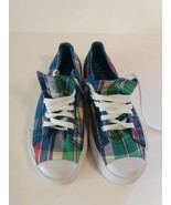 Ralph Lauren Women Sneakers Canvas Size 6B - $18.56