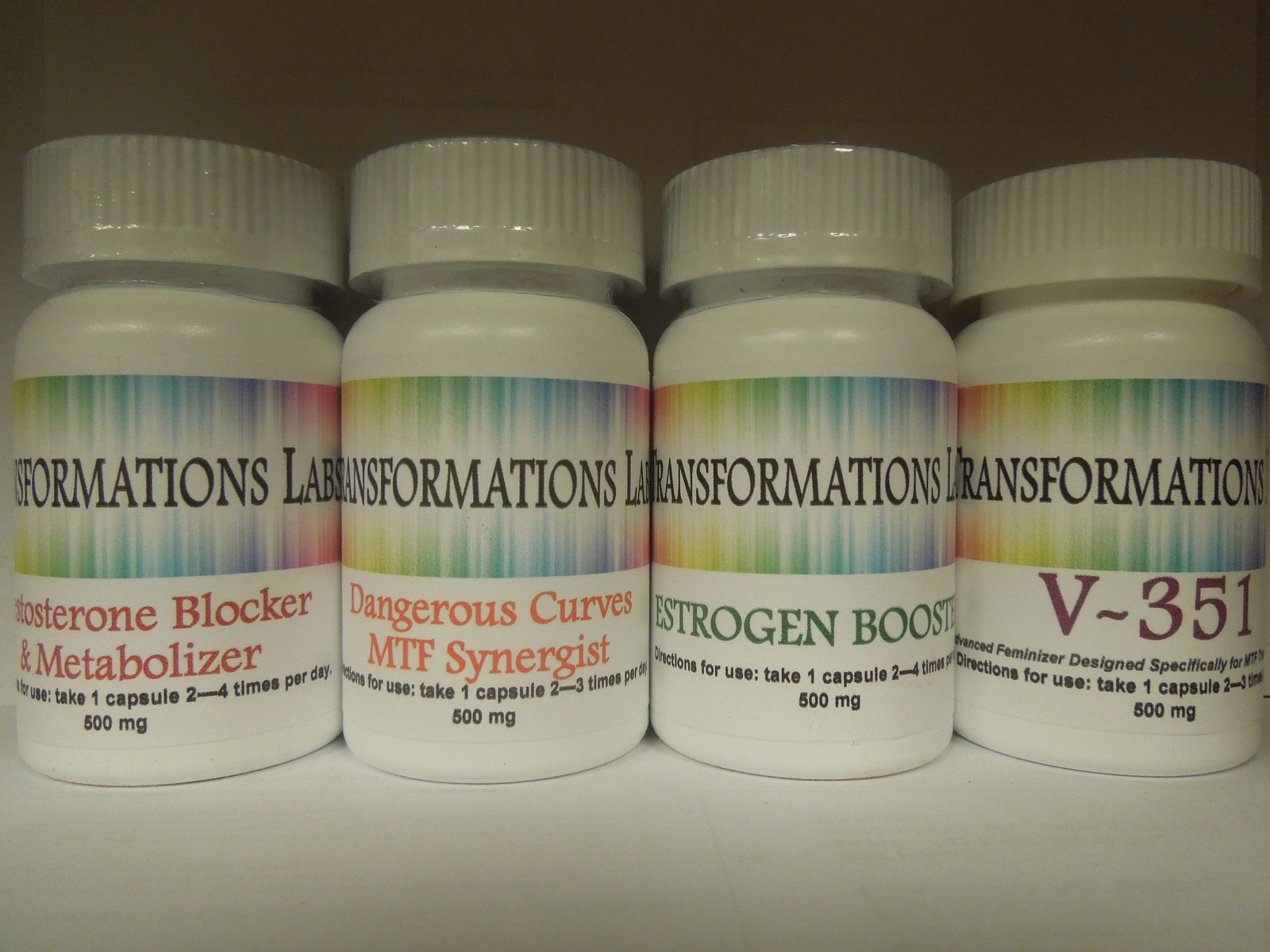 Primary image for Transformations Labs MTF Transgender Transitioning support supplement !!LOOK!!