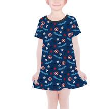 American Superhero Girls T-Shirt Dress - $39.99+