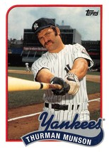 2010 Topps Vintage Legends Collection #VLC45 Thurman Munson > New York Y... - $0.99