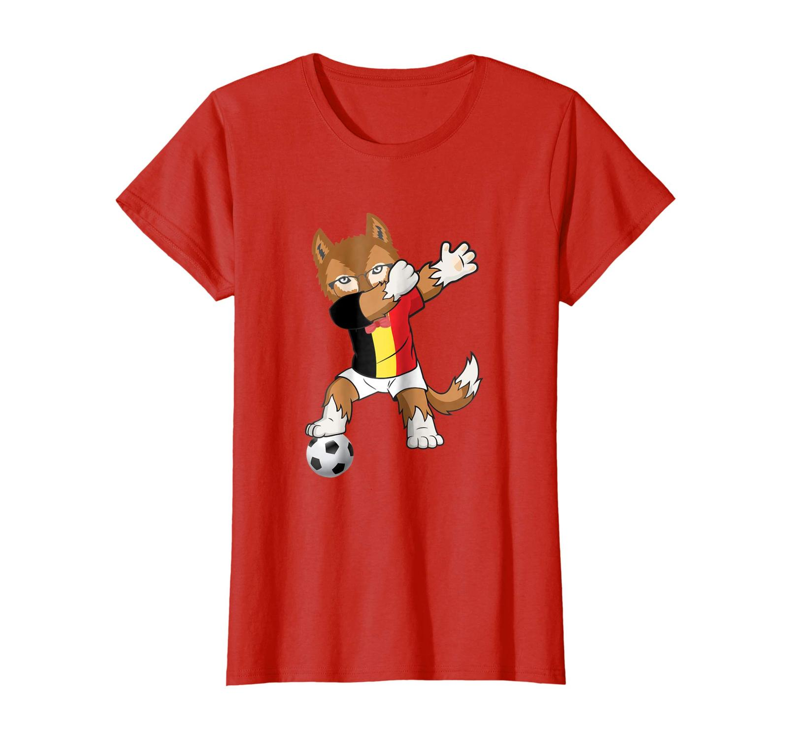 Brother Shirts - Belgium Soccer Jersey 2018 World Football Cup T-Shirt Flag Wowe