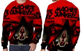 Men Sweatshirt machine gun keys MGK - $30.99