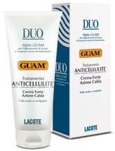 GUAM DUO Anti Cellulite Cream Hot Action, Toning and Firming Body Lotion 200ML - $47.03
