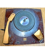 Vintage RCA Victor Bakelite Turntable Phonograph Record Changer Player - $55.68