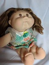 "1995 CPK Cabbage Patch Kids Doll First Edition Mattel CK-17 14"" - $9.41"