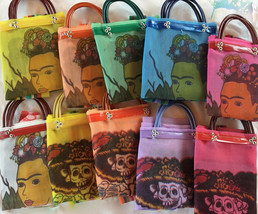 1d834dd46 Mexican Mesh Market Bag Large Tote Mercado Eco Purse Reusable - $8.99